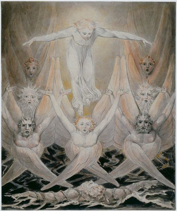 Martin Butlin Paintings And Drawings Of William Blake