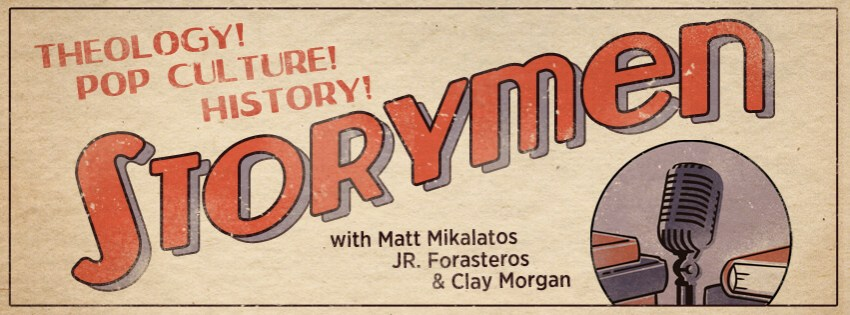 StoryMen Podcast Interview with Blake Atwood