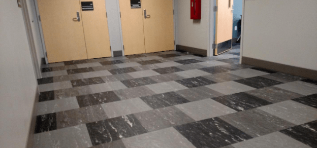 six degrees vinyl flooring is made in