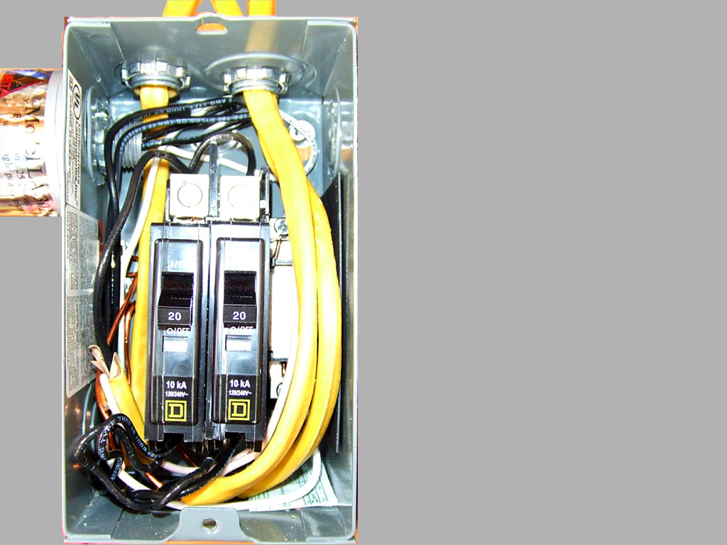 top hat trailer wiring diagram alternator homeline load center 70a 3 phase panel