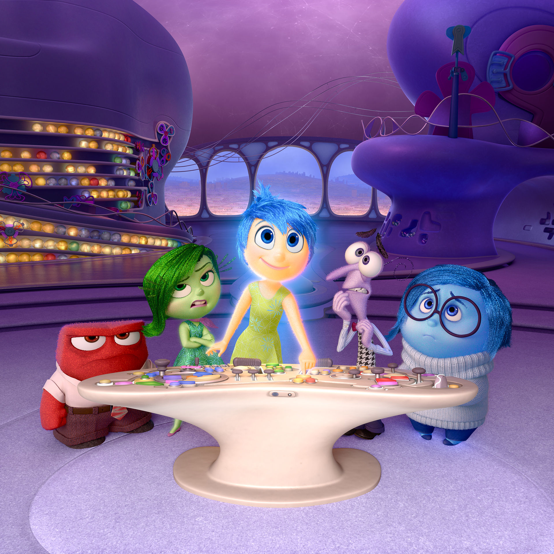 Inside Out's Take on the Brain: A Neuroscientist's Perspective