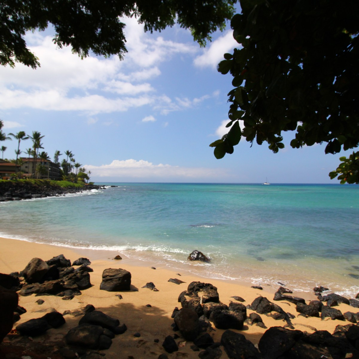 Maui Hawaii Pohaku Park (S-Turns)