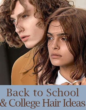 Back To School And Uni Hairstyles Hair Salon Canterbury