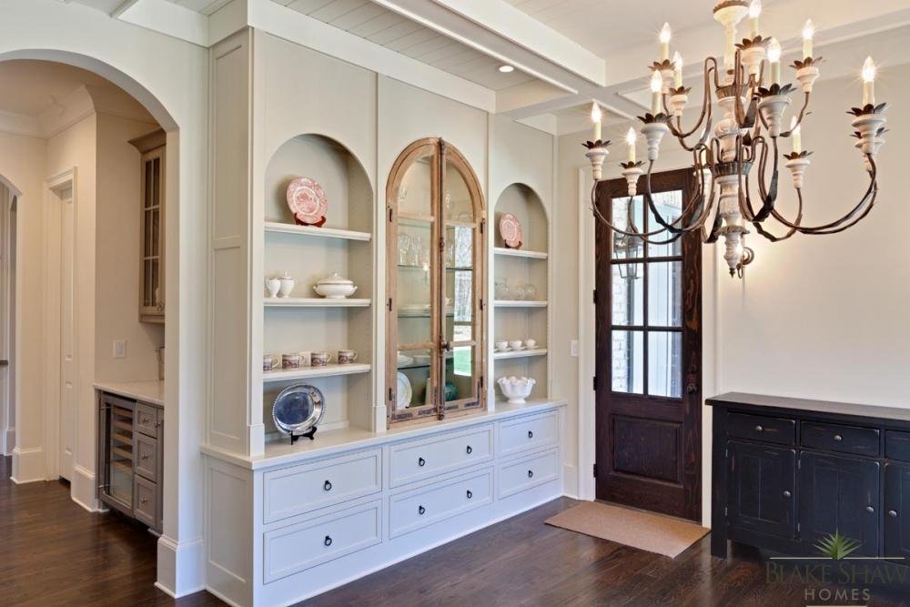French Manor in Brookhaven  Blake Shaw Homes  Atlanta Athens Custom Homes and Remodeling
