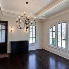 Custom Kitchen Cabinet Doors Wooden Clock French Manor In Brookhaven | Blake Shaw Homes Atlanta ...
