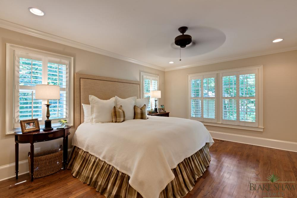 Brookhaven Cottage Renovation  Blake Shaw Homes  Atlanta Athens Custom Homes and Remodeling
