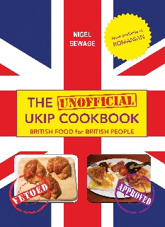 Cover of the UKIP Cookbook