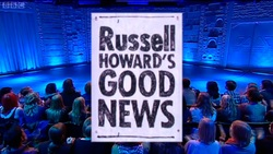 Image from Russell Howard's Good News BBC3