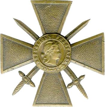 Afbeeldingsresultaat voor croix de guerre