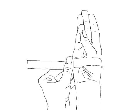 Medida de pulsera