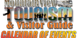 Mountain View Tourism Calendar of Events