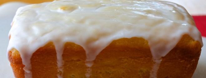 Lighten Up with Lemon Cake