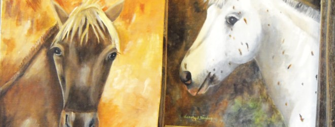Horses, Paintings, and Nashville
