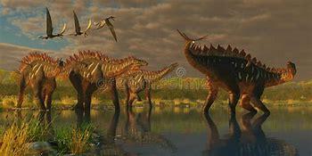 As Go the Dinosaurs