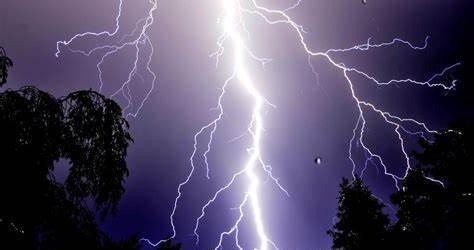 Dry Thunderstorm
