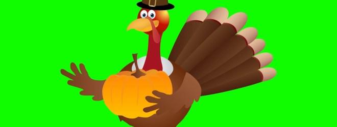 A Jolly Turkey