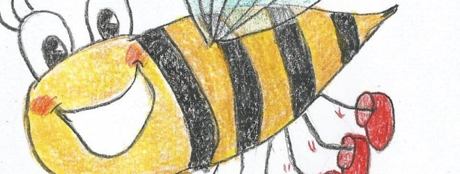 Have You Seen the May Bee?