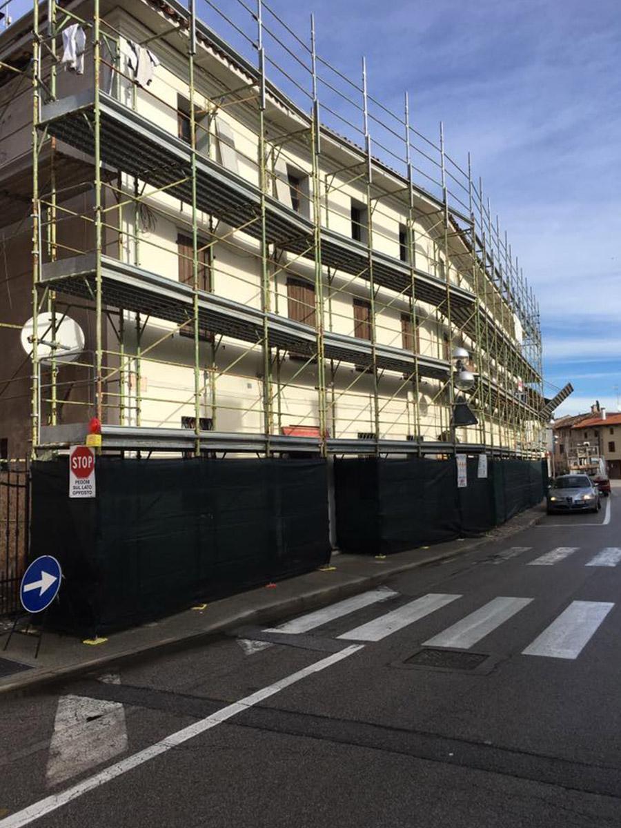 impresa pitture edili esterno condominio