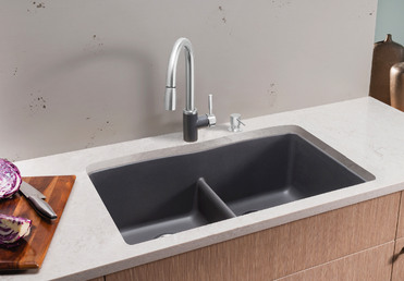 white kitchen faucet painting ideas for blanco diamond™ equal double bowl with low-divide |