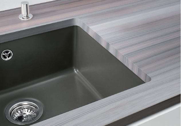 best undermount kitchen sinks marble accessories blanco subline 500-u |
