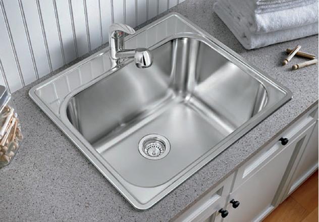 Single Hole Kitchen Faucet