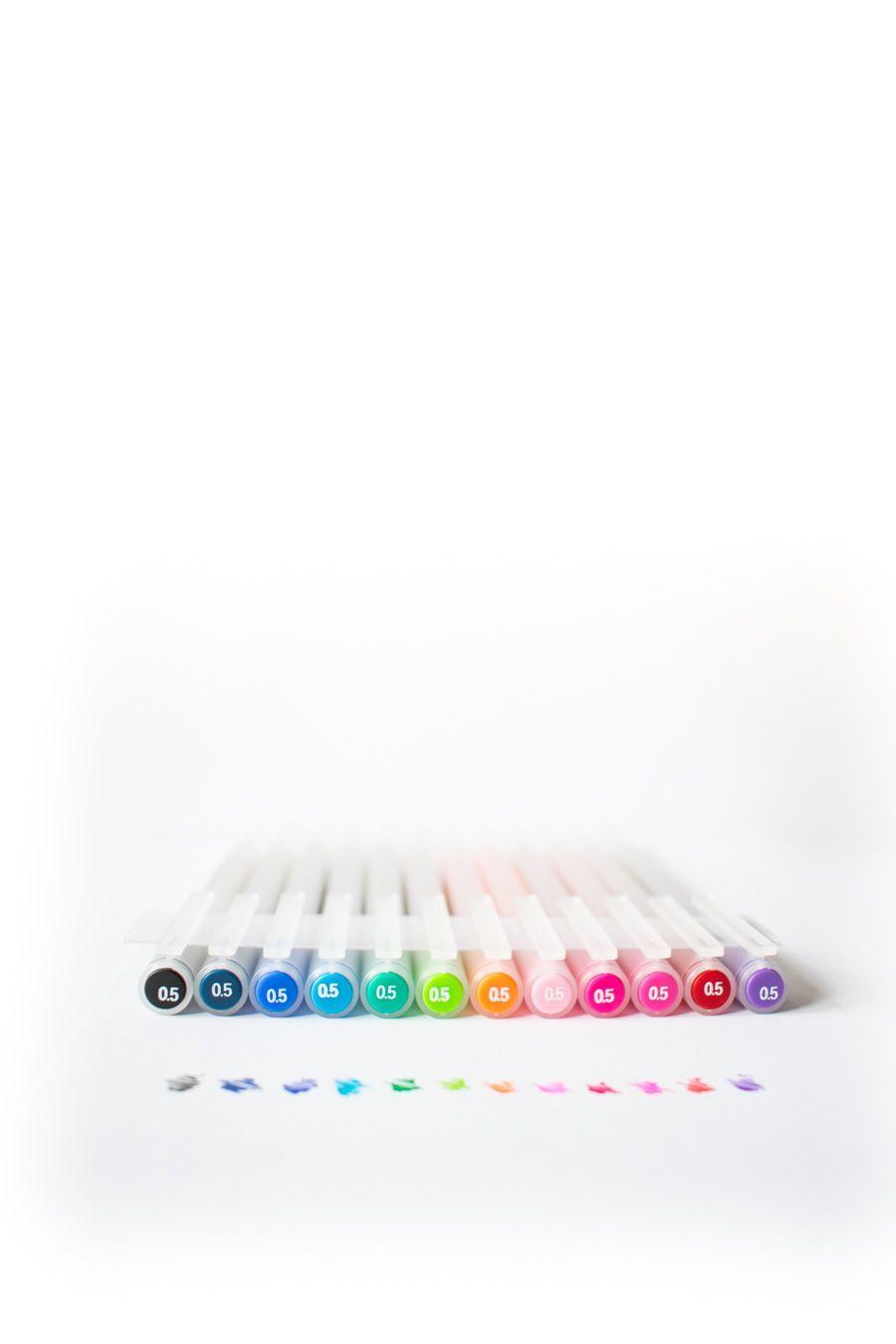 bolis de colores