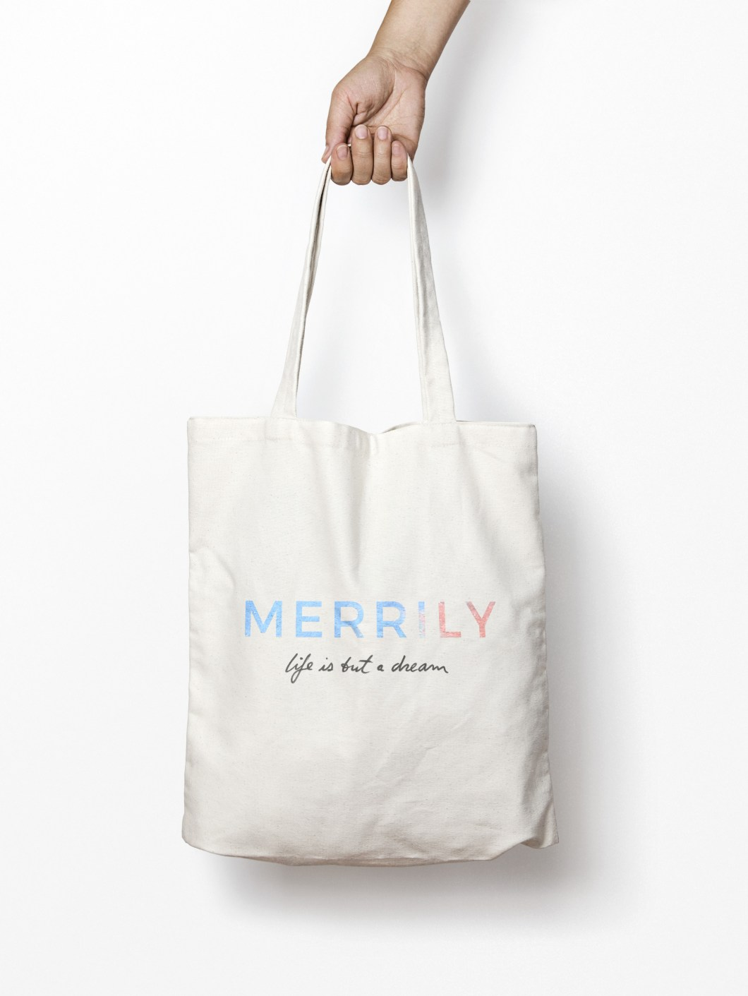Merrily-Tote-Bag