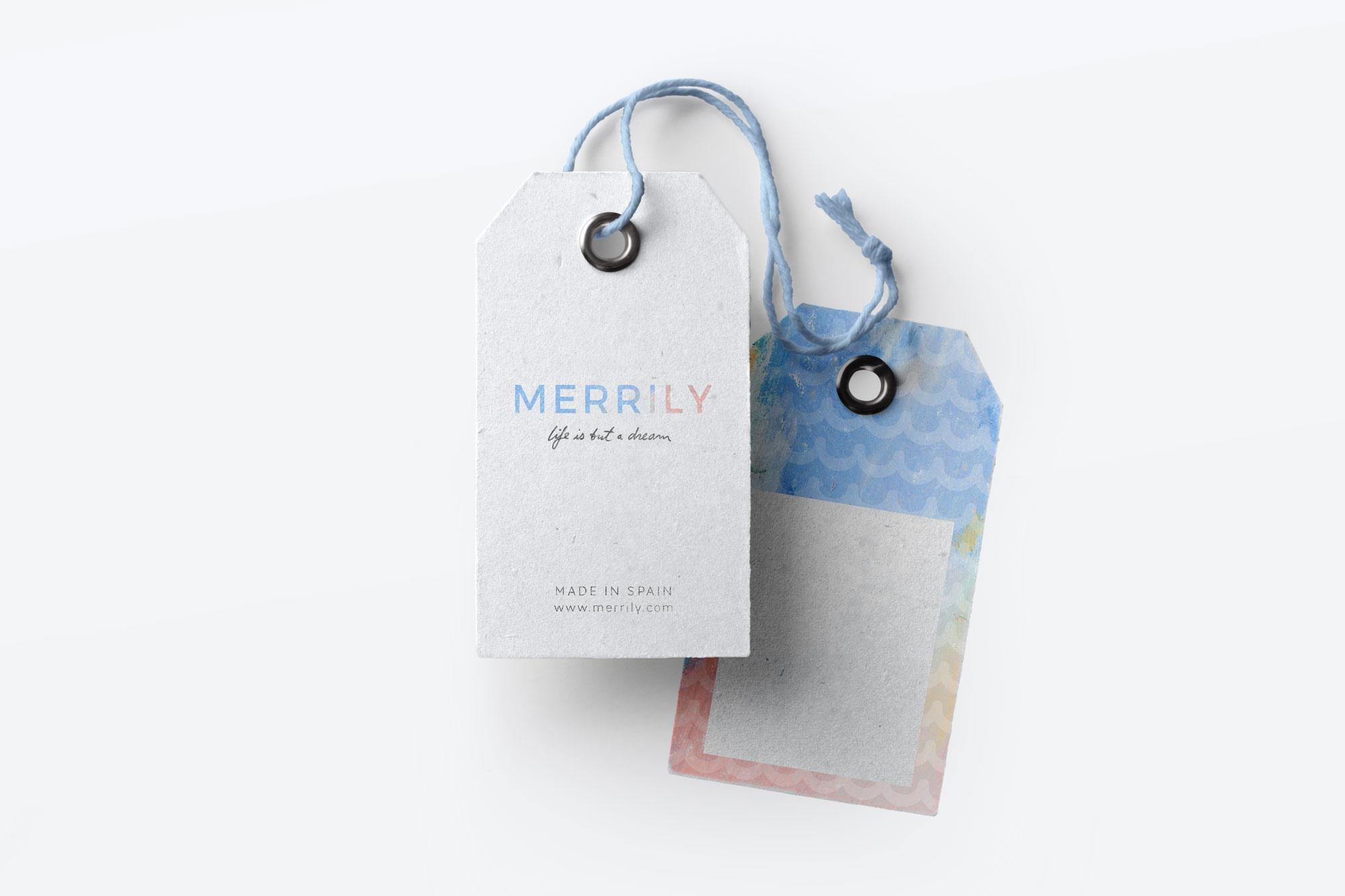 Etiquetas-Merrily