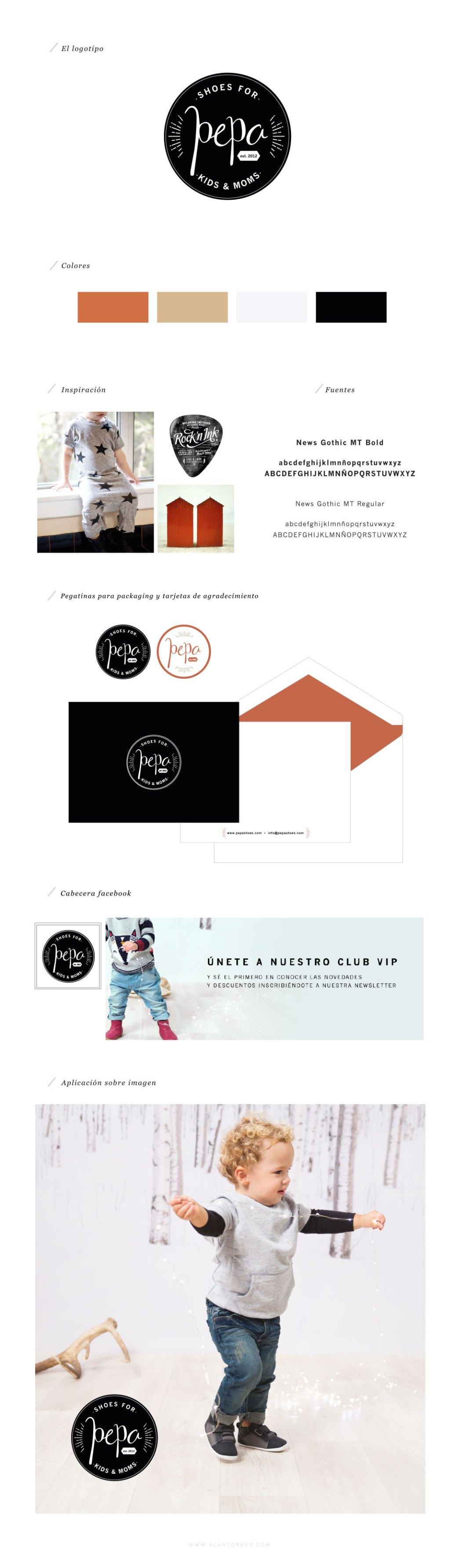 rebranding de una marca presentacion