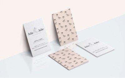 Diseño de marca y tienda online para Julie Julie Party