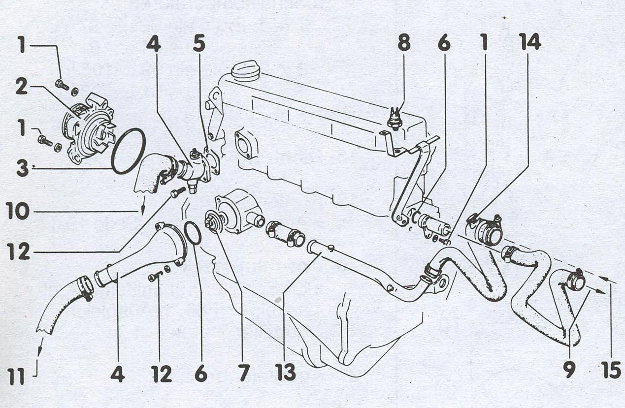 Audi 2 3l 5 Zylinder