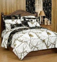 AP Black and White Camo Sheet Set - Queen Size - Blanket ...
