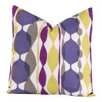 Crayola Be Jeweled Square Pillow - 26 X 26 Euro Pillow ...