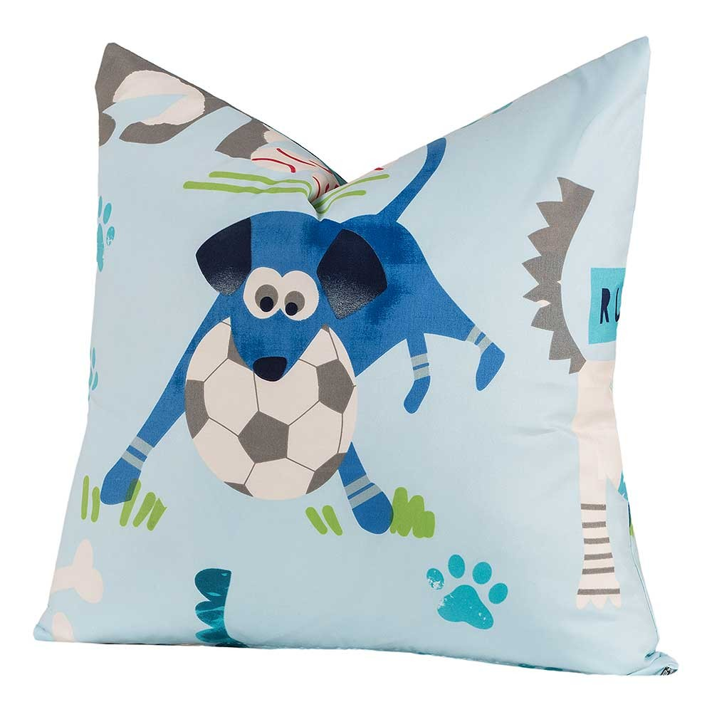 Crayola Chase Your Dreams Square Pillow