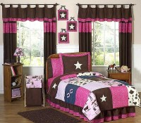 Cowgirl Western Bedding Set - 4 Piece Twin Size By Sweet ...
