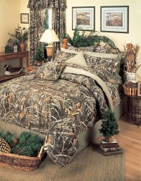 Realtree Max-4 Camouflage Comforter Set - Full Size ...