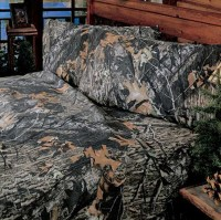 Mossy Oak New Break Up Camouflage Sheet Set - Blanket ...