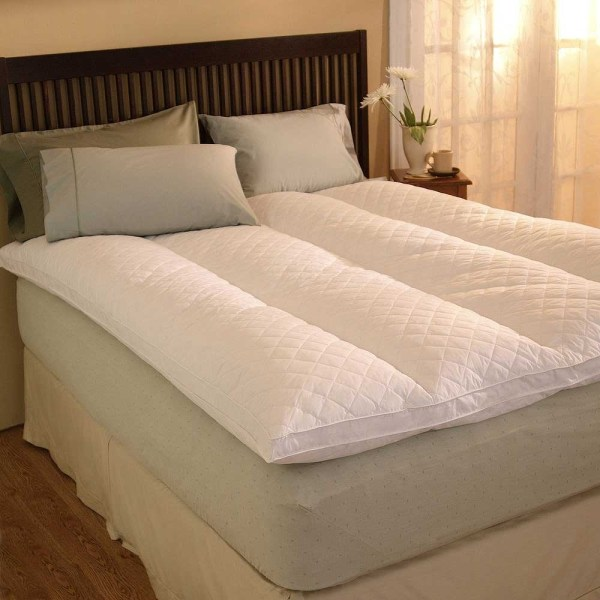 Pacific Coast Euro Rest Feather Bed California King
