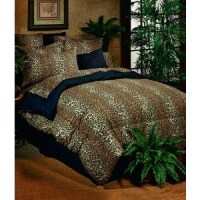 Animal Print Bedding