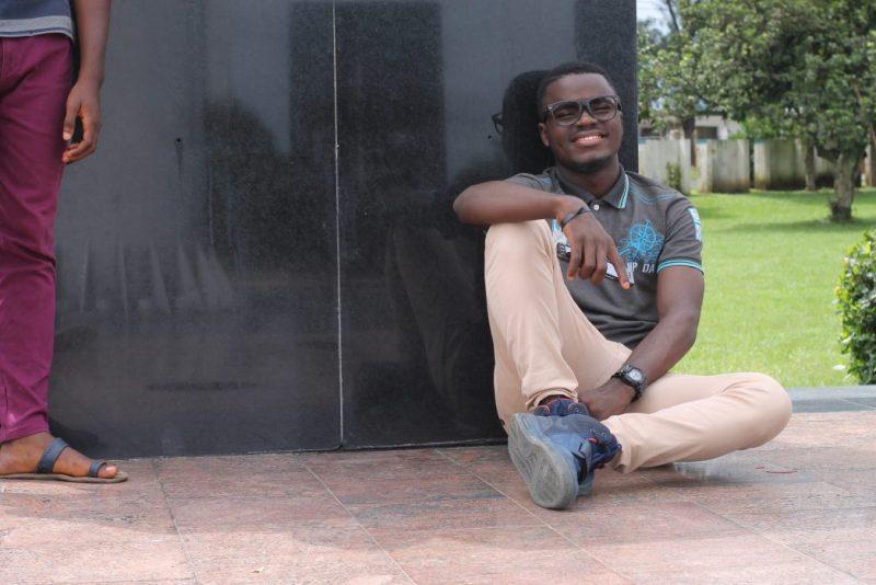 James Okina at Millennium Park, Calabar