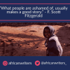 Faith Moyosore Agboola built the African Writers Platform / Network for Africans
