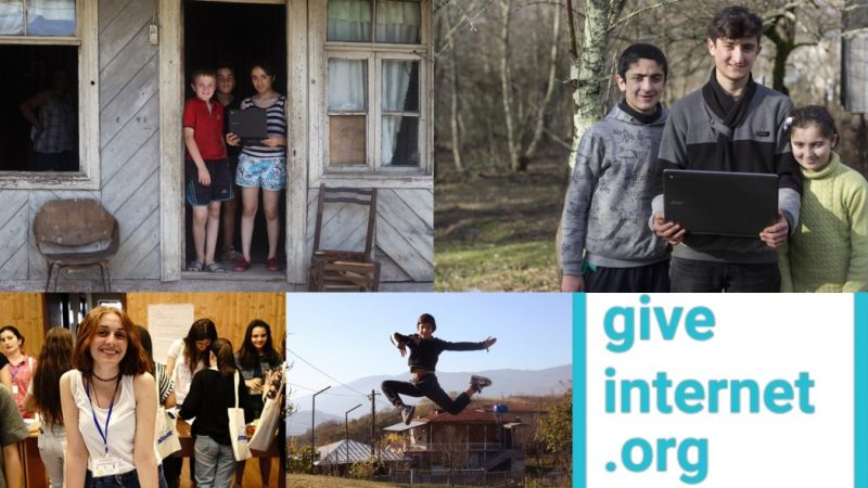GiveInternet.org | Closing the digital divide one family at a time