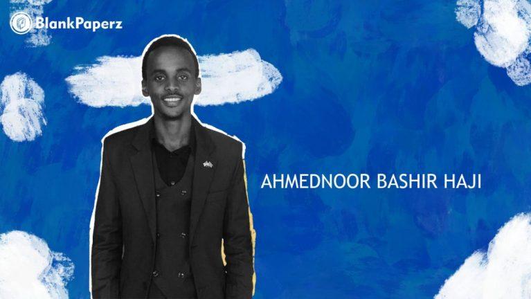 Ahmednoor Bashir Haji