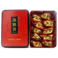 Chinese 1725 Tie Guan Yin Superior Oolong Tea Gift Box 10 Bags