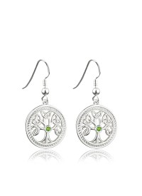 Tree of Life Earrings | Blarney