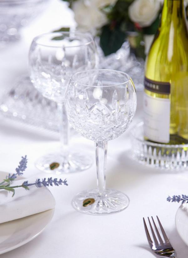 Waterford Crystal Lismore Balloon Wine Blarney
