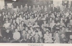 Blasdell Gospel Chapel 1949