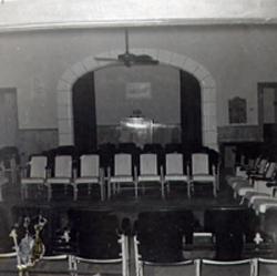 Blasdell Gospel Chapel Auditorium