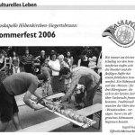 Weisatwecken 2006 (Gemeindeblatt, 9/2006)