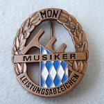 Musikleistungsabzeichen in Bronze
